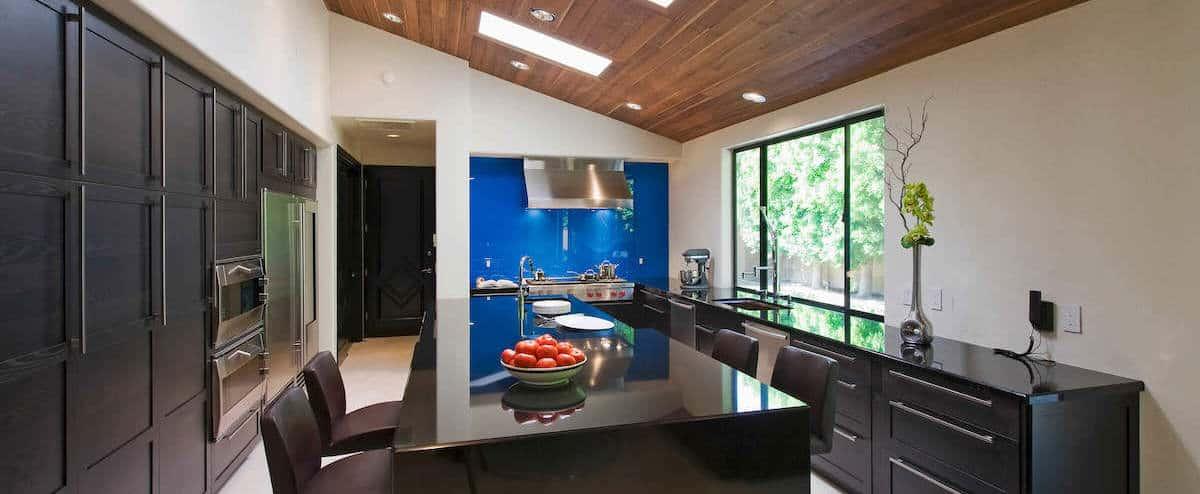 kitchen glass splashbacks perth